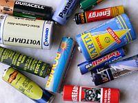 Batterien Sondermüll