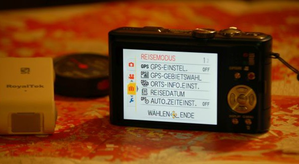 Geocaching bzw. GPS-Schatzsuche